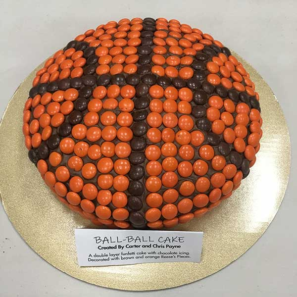 Ball-Ball Cake