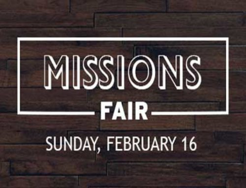 Missions Fair 2020